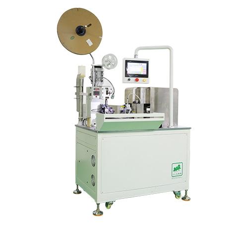 专业研发制造全自动排线端子机