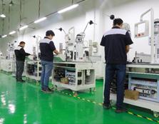 自动沾锡端子机生产线